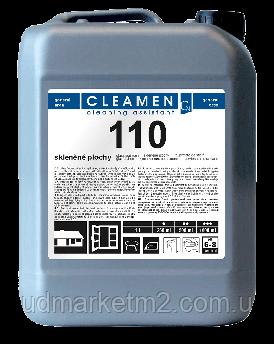 CLEAMEN 110 для скляних поверхонь 5 л