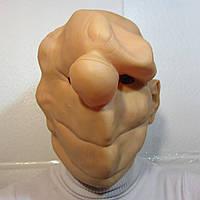 Маска дуля на Хэллоуин, маска из латекса