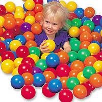 Набор пластиковых шариков-мячей для сухих бассейнов INTEX 49600