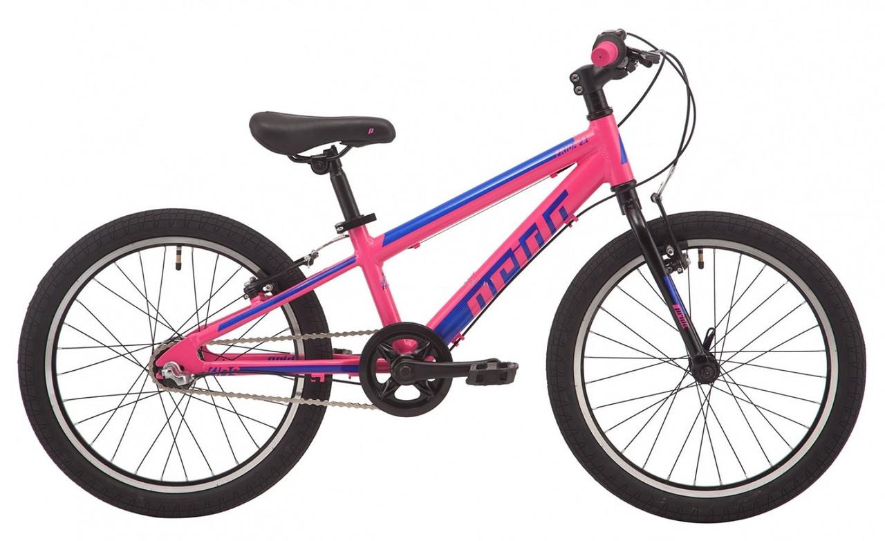 """Велосипед PRIDE FRIDA 2.1 20"""" 2019 розовый"""