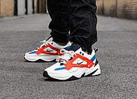 Мужские  кроссовки в стиле Nike M2K Tekno John Elliott