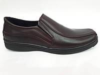 Мужские туфли из натуральной кожи, фото 1