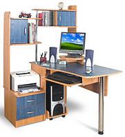 """Компьютерный угловой стол """"Джелонг"""""""