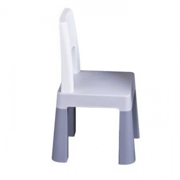 Детский стульчик Tega Baby MULTIFUN (стульчик)  (серый(Grey))