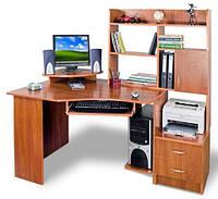 """Компьютерный полу угловой стол """"Колумбус"""""""