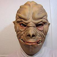 Маска кабана на Хэллоуин страшная, фото 1