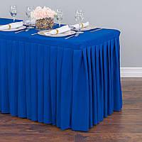 Фуршетная юбка синяя Atteks - 1598