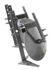 """Окучник-пропольник дисковый (диаметр 360) эконом """"Премиум"""""""