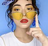 Женские имиджевые очки в расцветках butterflies v4796, фото 5