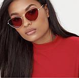 Женские имиджевые очки в расцветках butterflies v4796, фото 6
