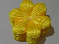 Атласные цветочки 3939 упаковка 100 шт, фото 1