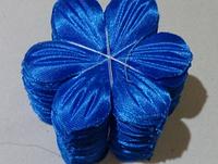 Атласные цветочки 3943 упаковка 100 шт, фото 1