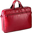 Женская прочная сумка для ноутбука Continent CC-072 Black черный, CC-072 Bordo красный, фото 6