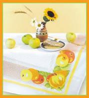 Набор для вышивки «Яблоки на скатерти»