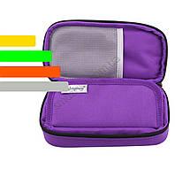 Чехол для хранения инсулина с термометром +4 до +24°C фиолетовый, фото 2
