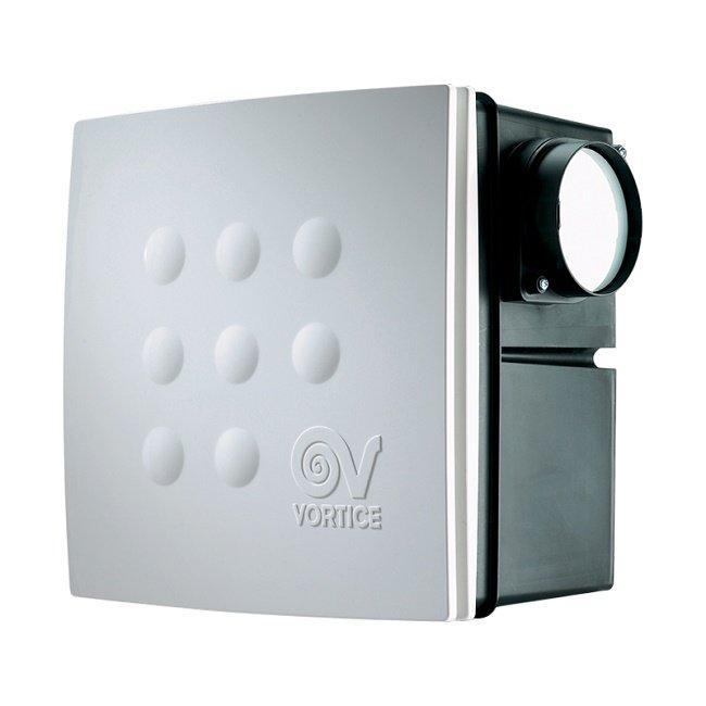 Вытяжной вентилятор Vortice Quadro MICRO 100 I T HCS