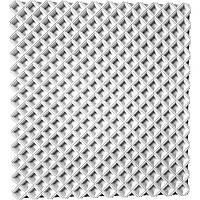 """3D панель """"Решетка"""" 570х520 мм."""