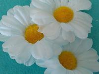 Атласні квіточки 3977 упаковка 10 шт, фото 1