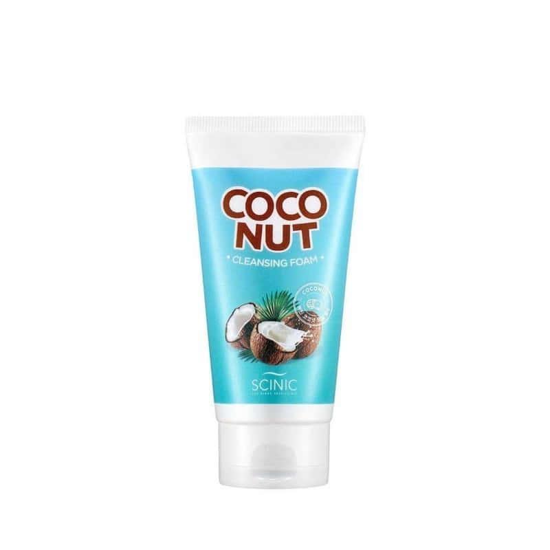 Кокосовая пенка для умывания Scinic Coconut Cleansing Foam 20 мл