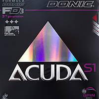 Накладка для настольного тенниса Donic Acuda S1