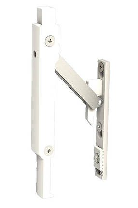 Блокиратор Безопасного Проветривания Створки Окна Оконный Замок Безопасности Автоматический (Safety Latch), фото 2
