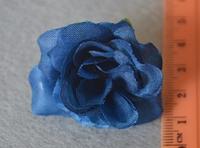 Атласные цветочки 3984 упаковка 10 шт