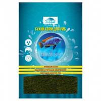 Малави №1 гранулы 100г 250млдля африканских цихлид (1-2мм) FLIPPER