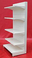 Односторонний (пристенный) стеллаж «Колумб» 210х125 см. Б/у , фото 1