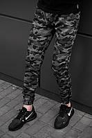 Штаны джоггеры мужские BEZET Zipp camo 2 XL
