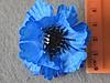 Атласные цветочки 3987  упаковка 15 шт