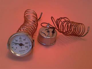 4) Термометры, градусники механические, цифровые (капиллярные, биметаллические)