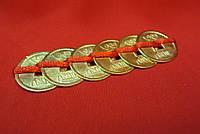 Монеты d=15 мм шестерка под золото и под бронзу