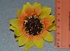 Атласные цветочки 3992  упаковка 10 шт