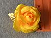 Атласные цветочки 4001  упаковка 10 шт