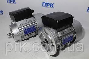 Однофазный асинхронный двигатель ML 63 2-4 0.18 кВт 1380 об./мин.