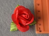 Атласные цветочки 4003  упаковка 10 шт, фото 1