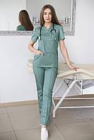 Женские хирургические костюмы - сочетание стиля и практичности
