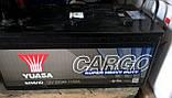 Yuasa 12V 220Ah  Cargo Super Heavy Duty Battery 625SHD, фото 3