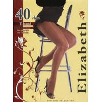 Колготки Elizabeth 40 den t-band visone (бежевые)