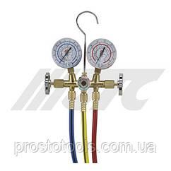 Устройство для заправки авто кондиционера JTC1106