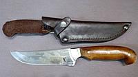 Нож охотничий Ни пуха, Ни пера Спутник ручная работа