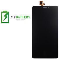 Дисплей (LCD) Bluboo Dual с сенсором черный