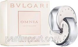 Bvlgari OMNIA Crystalline EDT 65 ml Туалетная вода женская (оригинал подлинник  Италия)