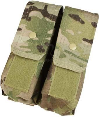 Подсумок Condor Double AR/AK Mag Pouch для магазинов Цвет - МультикамПодсумок Condor Double AR/AK Mag Pouch для магазинов Цвет - Мультикам