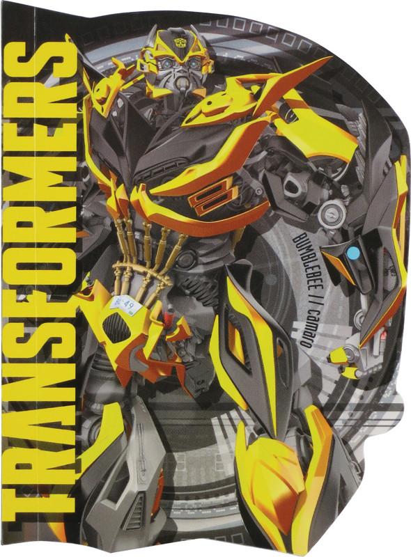 Блокнот Kite Transformers 60 листов А6
