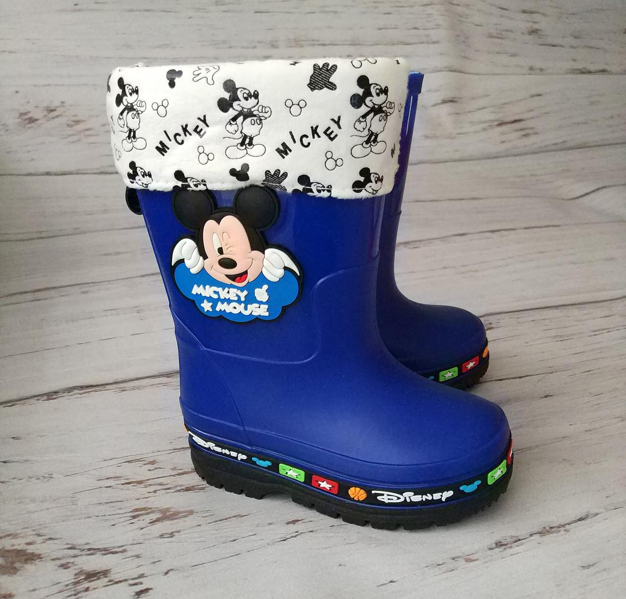 Резиновые сапоги в стиле Disney