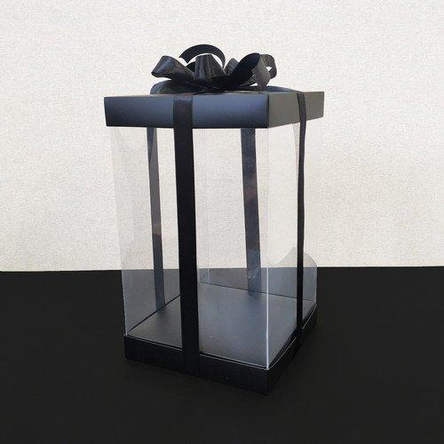 Коробка для мишек из роз