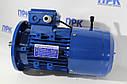 Электродвигатель с электромагнитным тормозом, фото 2