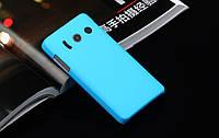 Пластиковый чехол для Huawei U8833 / T8833 Ascend Y300 бирюзовый