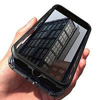 Магнитный чехол на Iphone 6, 6s, 7, 7plus, 8, 8plus, iphone X/10, Xs, Xs Max + стекло 5D в подарок